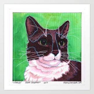 """Stanley"" Art Print"